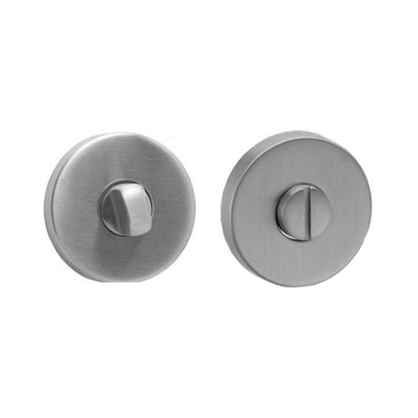 Stainless steel latch door