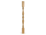 M3 | Baluster turning in oak or iroko